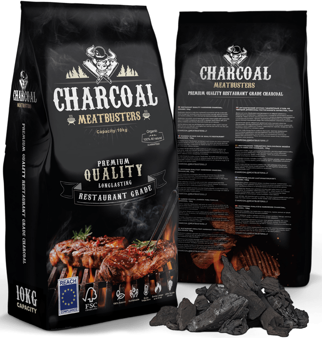 Meatbusters Charcoal Supplier Restaurant Grade Charcoal